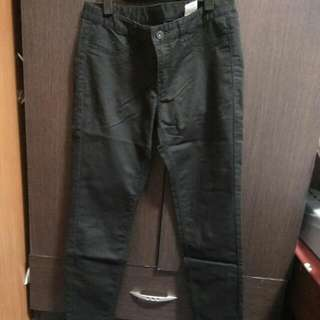 Black Giordano Pants