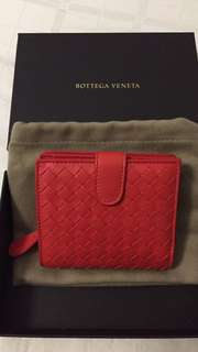 Bottega Veneta Women Bi-fold Wallet