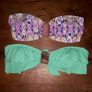 Nothing But H2O Swimsuit Tops (Anemone)