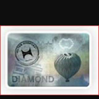 Hiiton Diamond Member