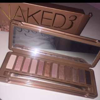 naked 3 palette LAST CHANCE!
