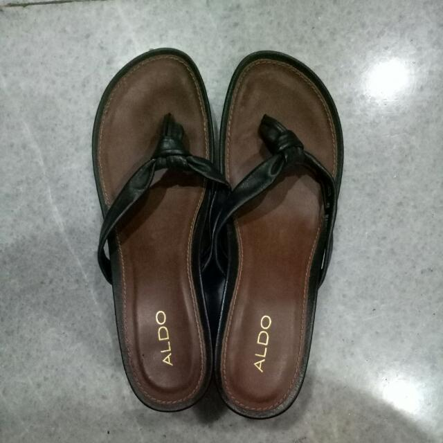 aldo heels sandal