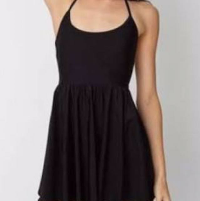 American Apparel Skater Dress