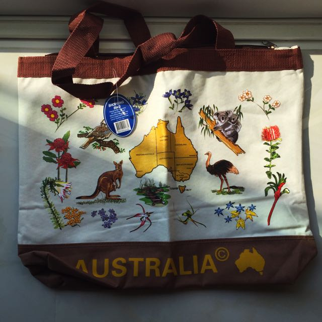 AUSTRALIA ORIGINAL TOTE BAG