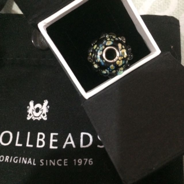 "Auth Trollbeads ""Milan"" Original Price Is 1595php"