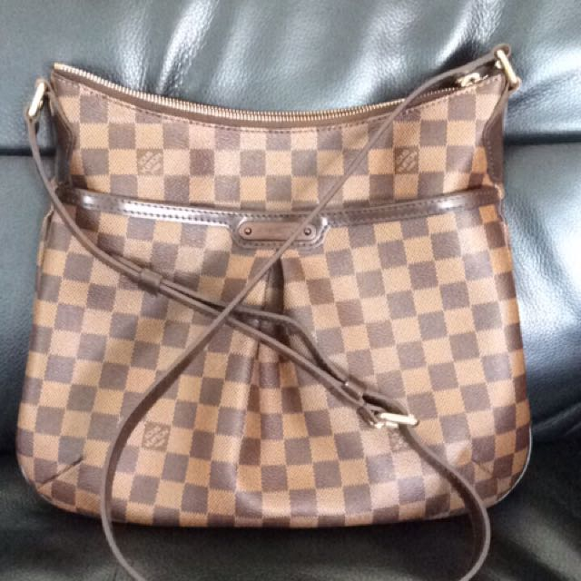 99824d4f52 Authentic LV N42251 Bloomsbury PM Damier