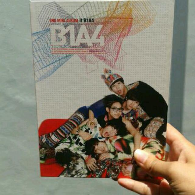 B1A4 - It B1A4 Album