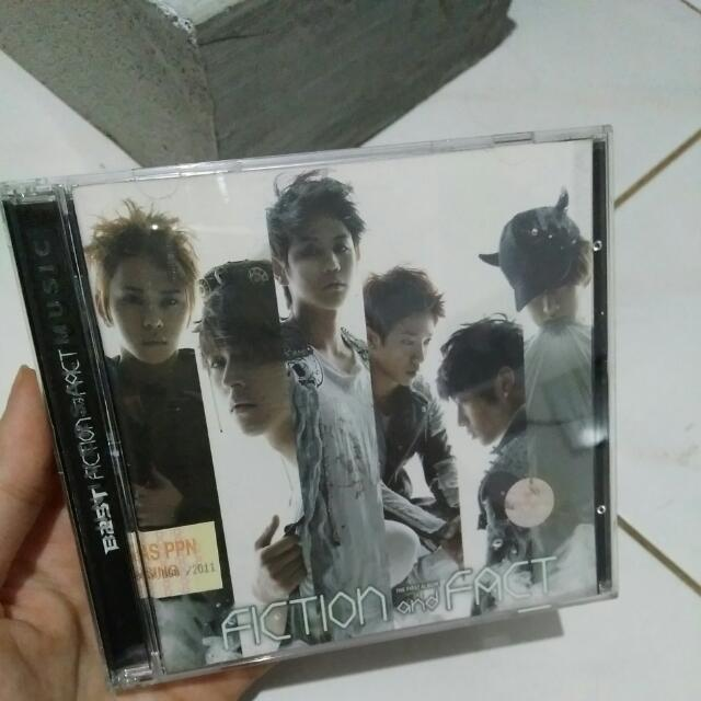 B2ST FICTION AND FACT ALBUM