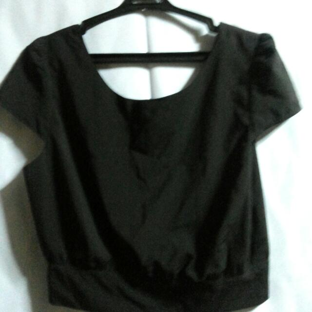 Backless Sexy Blouse (People Are People Brand)
