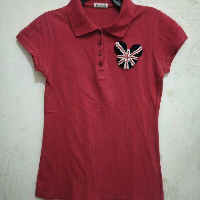 Baju Kancing England