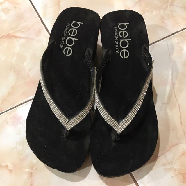 Bebe High Sandal