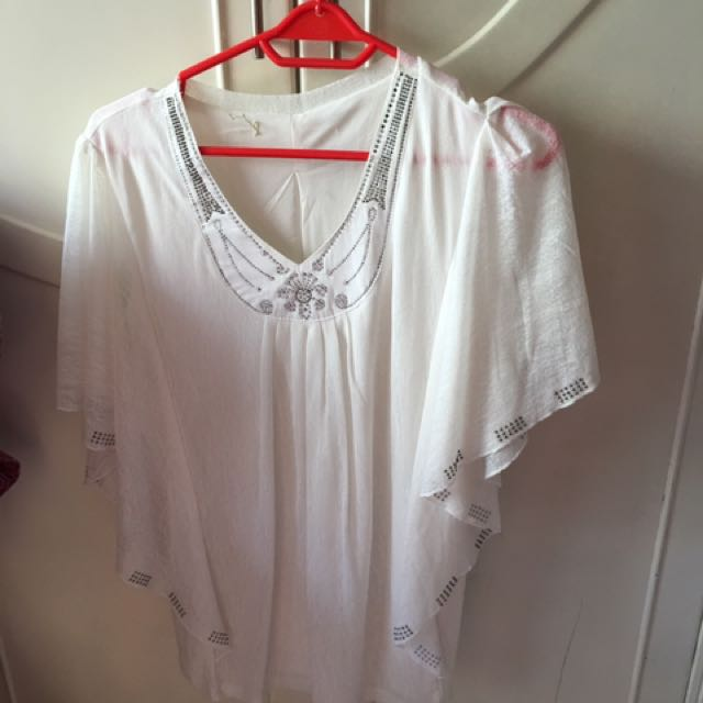 Blouse Batwing 3