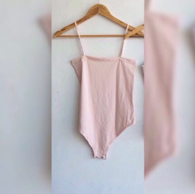 Blush Body Suit