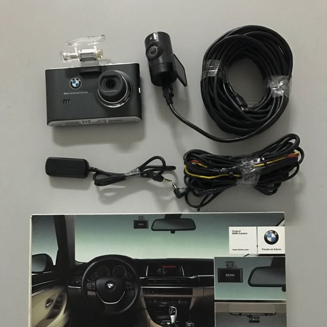 bmw advanced car eye camera car accessories on carousell. Black Bedroom Furniture Sets. Home Design Ideas
