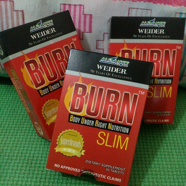 Burn Slim dietary supplement
