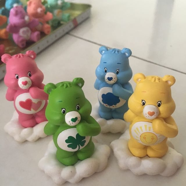 Care Bears Figurines