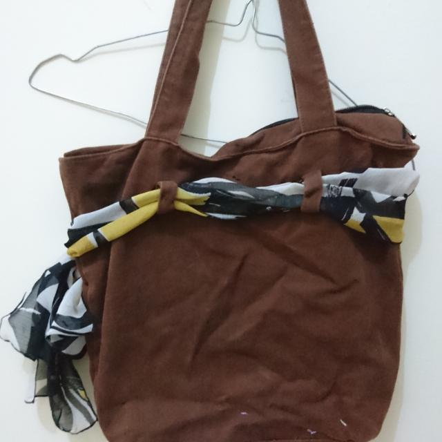 #clearanceSale Choco Bag (tote Bag/lunch Box Bag)