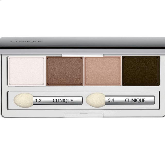 Clinique All About Shadow Quad (02 Jennas' Essentials )
