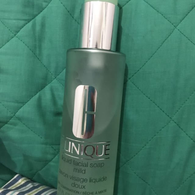 Clinique Facial Wash