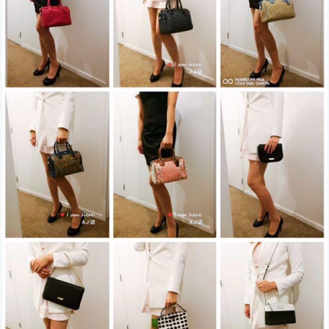 Coach & Kate Spade Bag