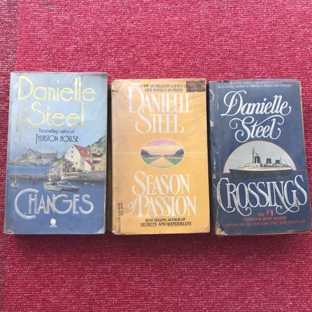 Danielle Steel Bundle
