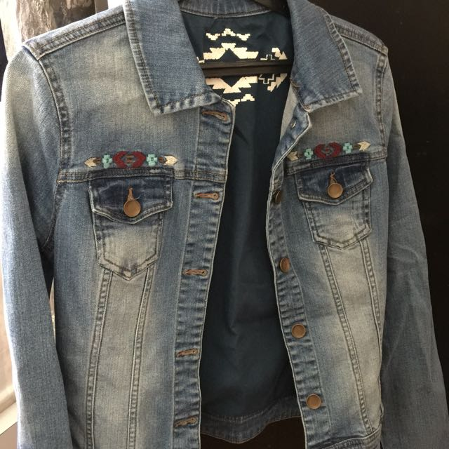 Denim jacket Promod