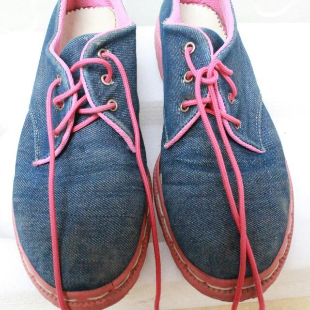 Doc Mar Kw Jeans Navy