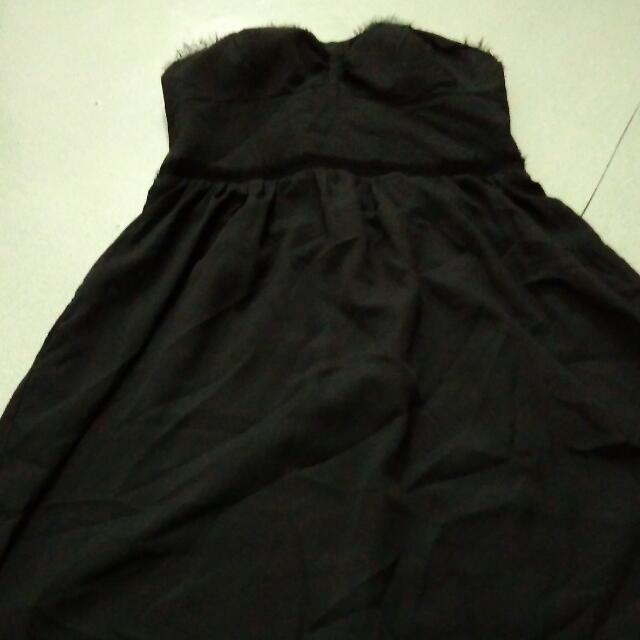 Dress Hitam Big