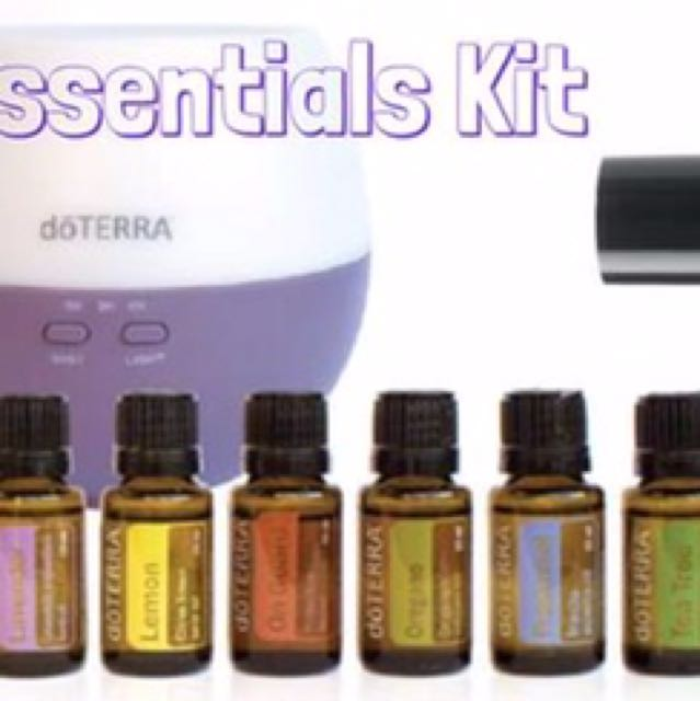 dōTERRA Home Essentials Kit, Everything Else, Spiritual