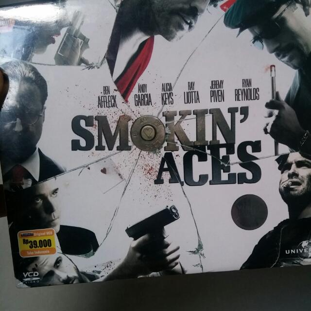 DVD original - Smokin' Aces