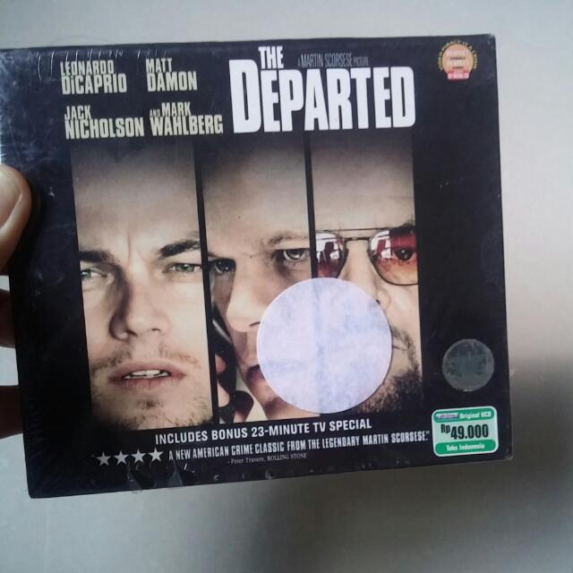 DVD original - The Departed