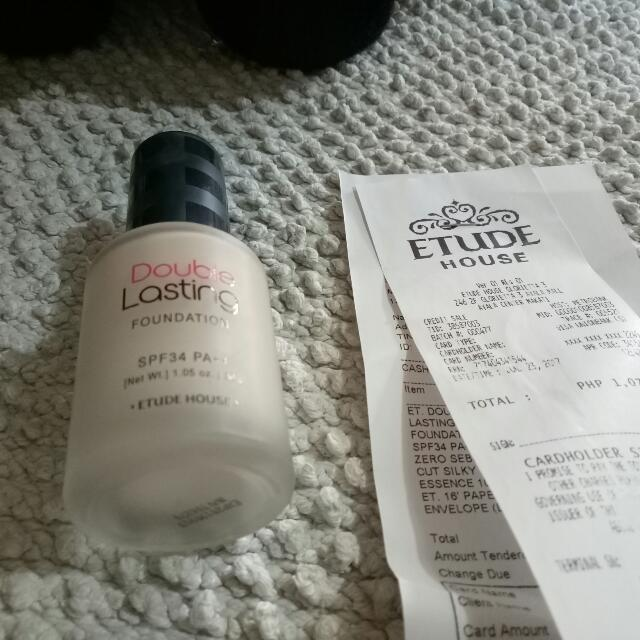 Etude Liquid Foundation