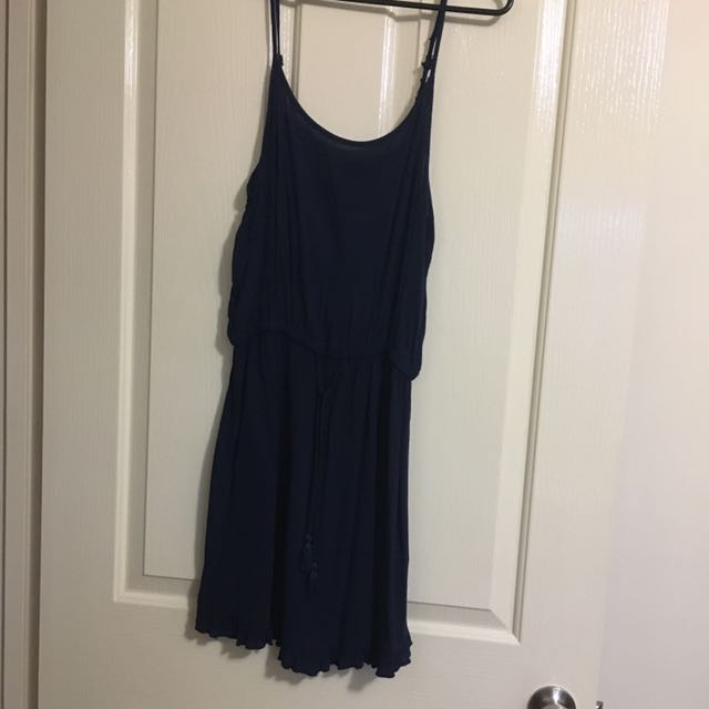 Factorie Navy Dress