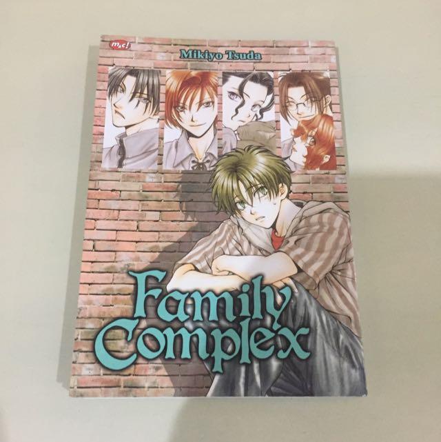 family complex - mikoyo tsuda