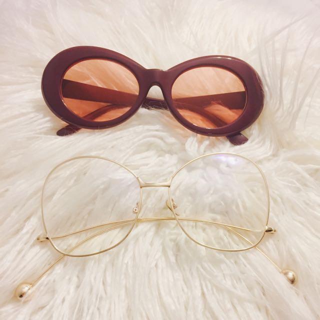 Fashion Glasses 👓