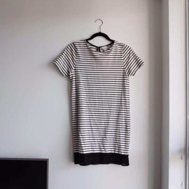 Forever 22 T-Shirt Dress