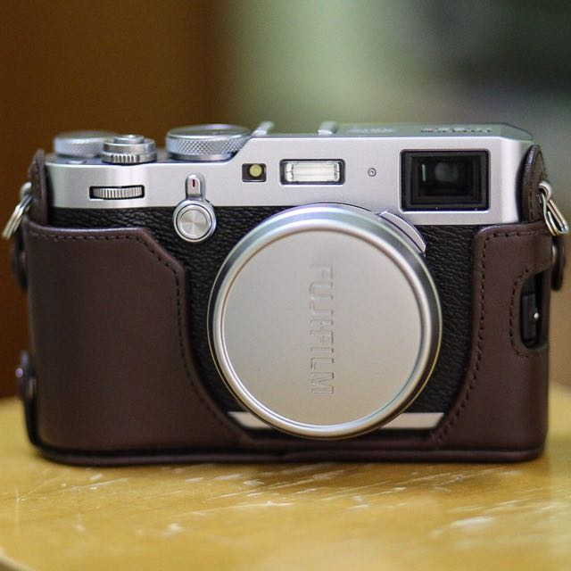 Fujifilm X100F Silver Full SET with TCL-X100, Photography on