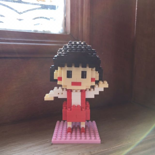 FUNBRICK Chibi Maruko-chan Series