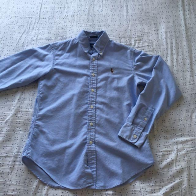 Get 2!! Polo Ralph Lauren Classic Fit Collared Shirt