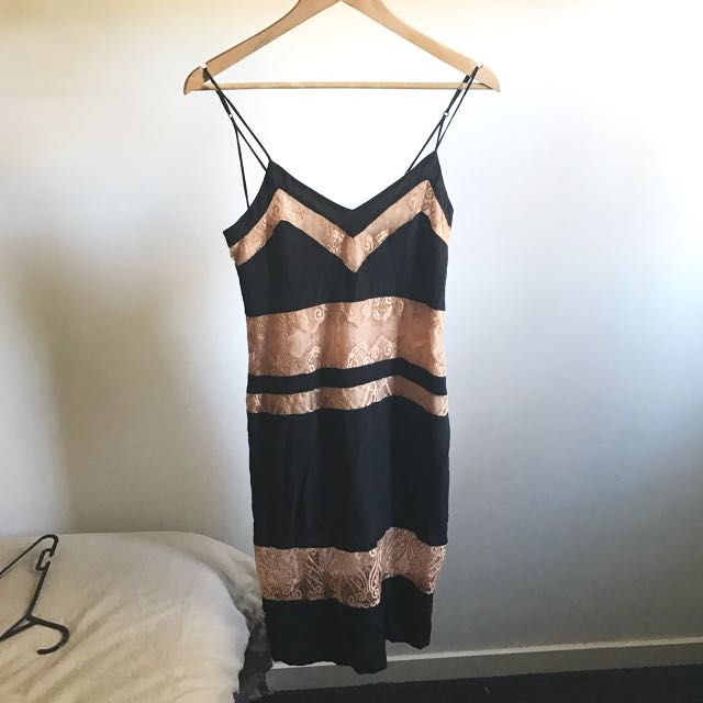 HANSEN AND GRETEL Slip Dress