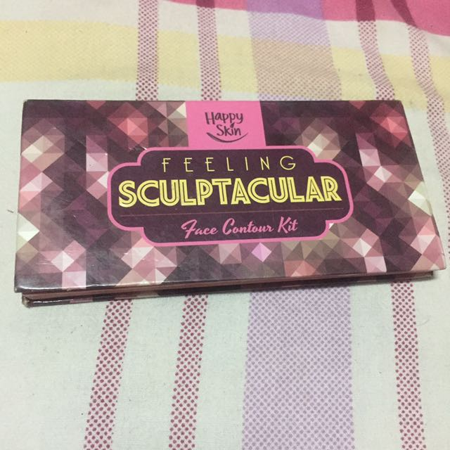 Happy Skin Feeling Sculptacular Contour Kit