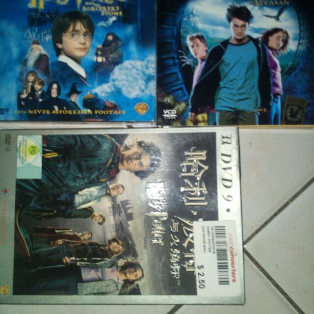 Harry Potter 3 Set