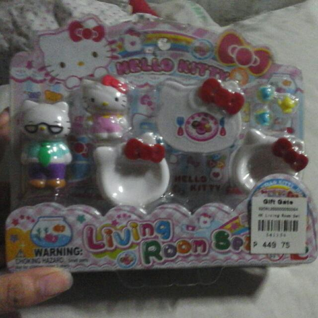 Hello Kitty Living Room Set