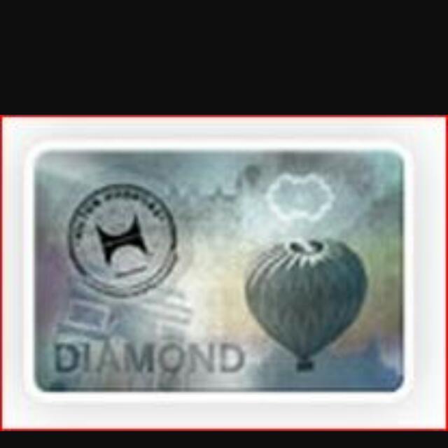 Hiiton Diamond Member