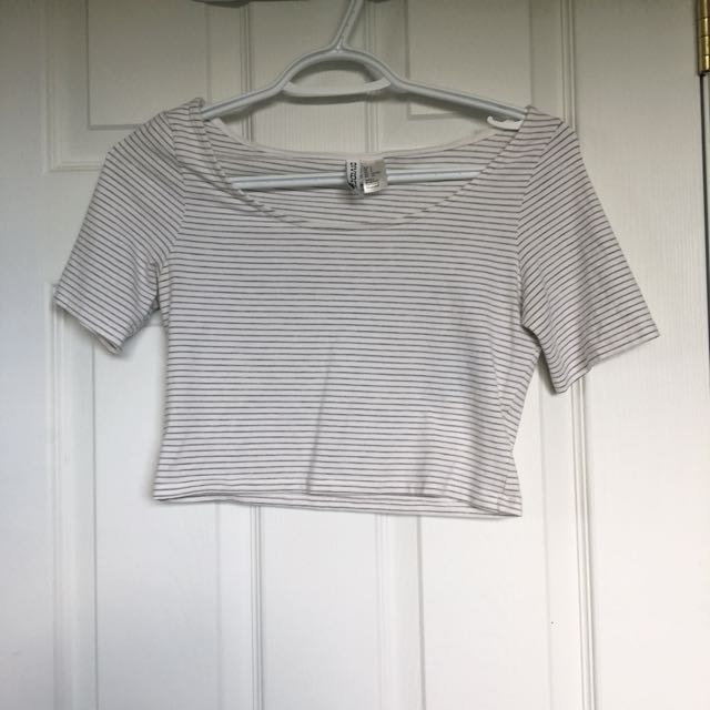 H&M Crop top
