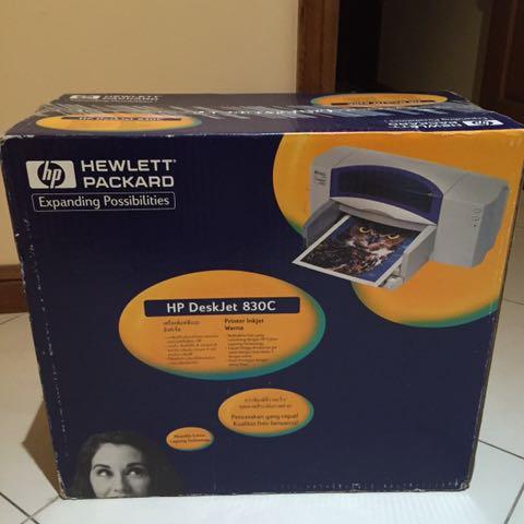HP Deskjet 830c Printer