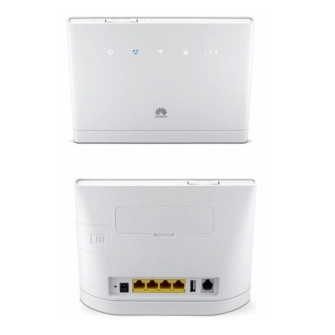 HUAWEI 華為 B315-607 4G WiFi 無線寬頻行動網路分享器