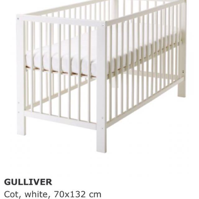 Ikea Gulliver Baby Cot