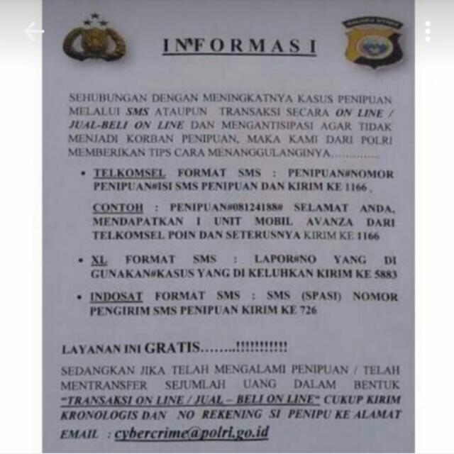Info Penting Guys, Girls..