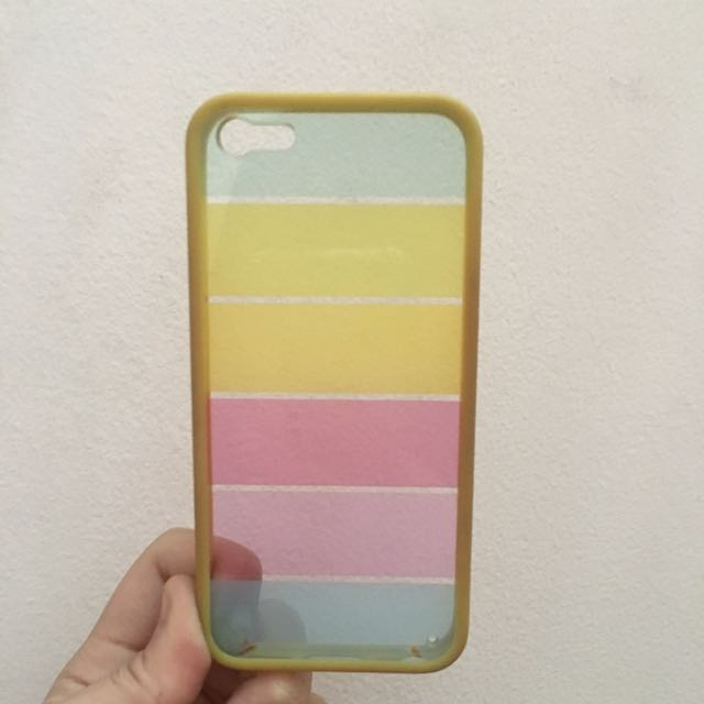 Iphone 5 or 5S Soft Case